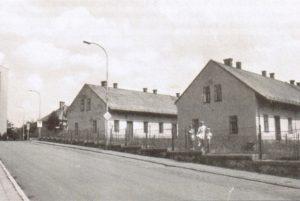 Dělnické domky Ústí nad Orlicí