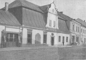 č 262 Ústí nad Orlicí