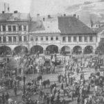 Koňský trh Ústí nad Orlicí
