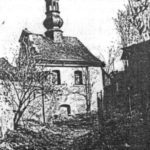Kaple v Lázních. Ústí nad Orlicí