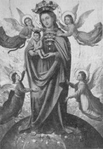 Panna Marie Ústecká.